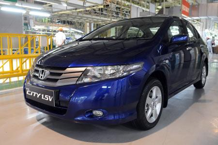 Honda City Diesel New Honda City Specifications of Honda City Diesel