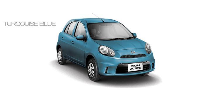 Nissan Micra Active image
